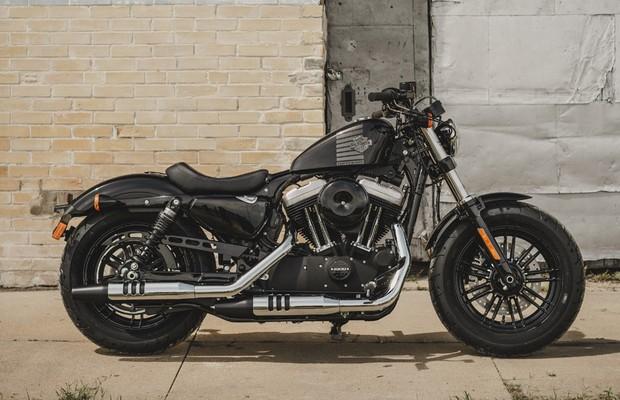 Harley Davidson Forty Eight (Foto: Divulgação)