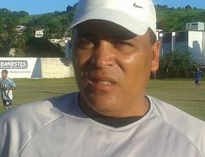 Zinho Sarmento, técnico do Colatina (Foto: Divulgação/Arquivo Pessoal)