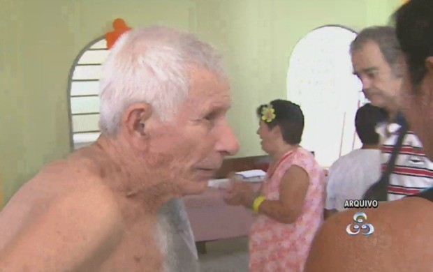 Debate sobre os cuidados com o idoso foi realizado no Acre. (Foto: Acre TV)