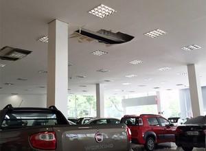 Concessionária Fiat (Foto: Autoesporte)