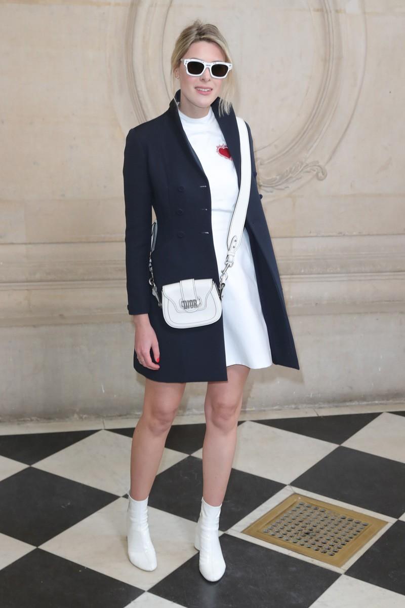 Fila A - Dior (Foto: Antonio Barros)