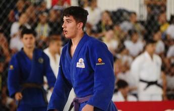 Com prata em Brasileiro, judoca do AM firma vaga em Circuito Europeu