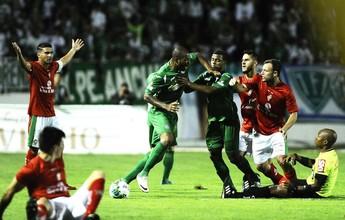 """Após agredir árbitro, Ferreira não crê em longa pena: """"Não matei ninguém"""""""