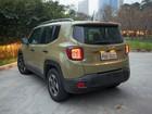 Jeep Renegade é o 5º mais vendido em janeiro e Onix segue em 1º
