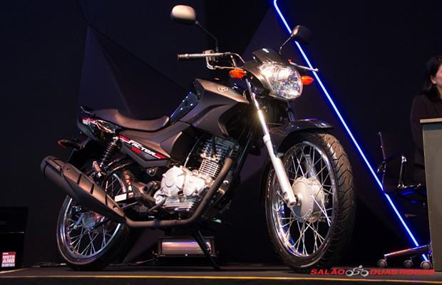 Yamaha Factor 150 (Foto: Divulgação)