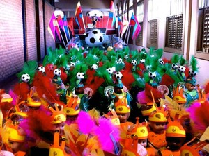 Exposição Ministrinho Carnaval Juiz de Fora 2 (Foto: Zezinho Mancini/Funalfa)