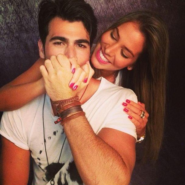Rodrigão e Adriana, ex-BBBs (Foto: Instagram/Reprodução)