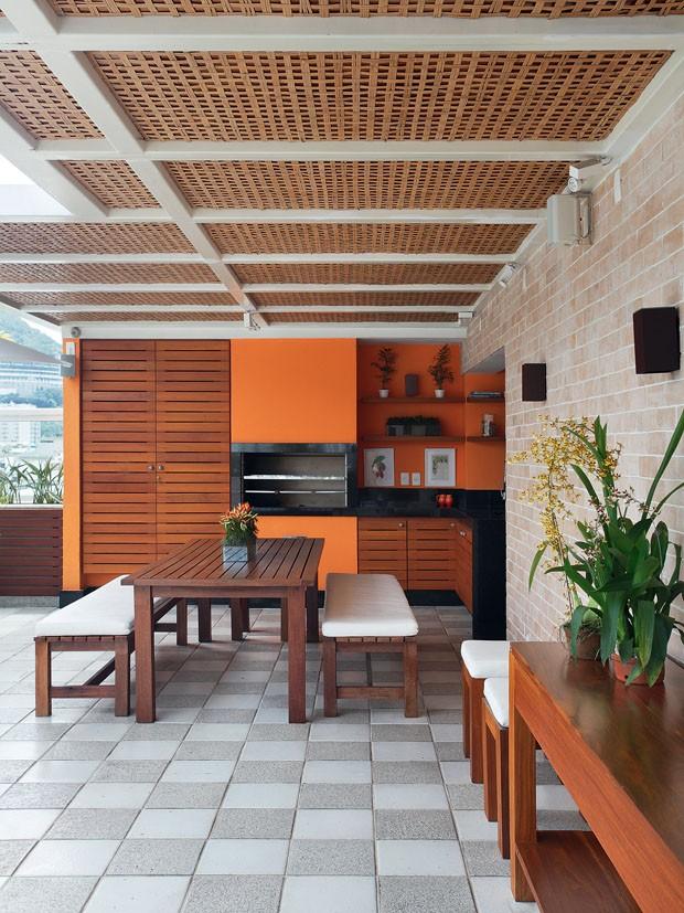 Décor do dia terraço moderno Casa Vogue Interiores