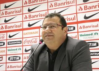 Carlos Pellegrini vice de futebol Inter (Foto: Tomás Hammes / GloboEsporte.com)