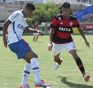 Flamengo x Bahia Copa Brasil Infantil (Foto: Marcos Ferreira / Secom Votorantim)