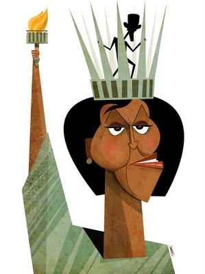 Salão de Humor de Piracicaba 2014 - Jarbas Domingos de Lira Junior - Brasil - Caricatura (Foto: Reprodução)