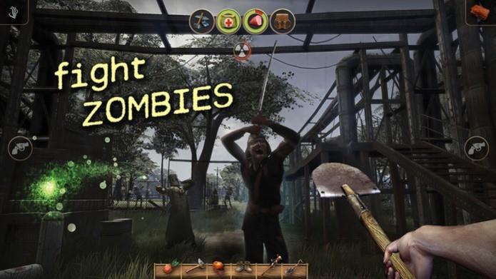 Jogo mistura sobrevivência com zumbis em uma jogabilidade diferente (Foto: Divulgação)