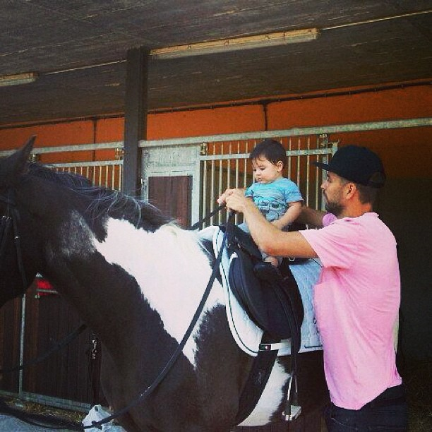 Milan, filho de Shakira (Foto: Instagram/Reprodução)