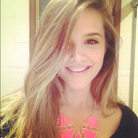 Juliana Paiva, a Fatinha de 'Malhação' (Foto: Reprodução)
