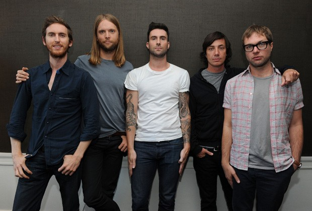 A banda Maroon 5 irá se apresentar no lugar de Lady Gaga (Foto: Getty Images)