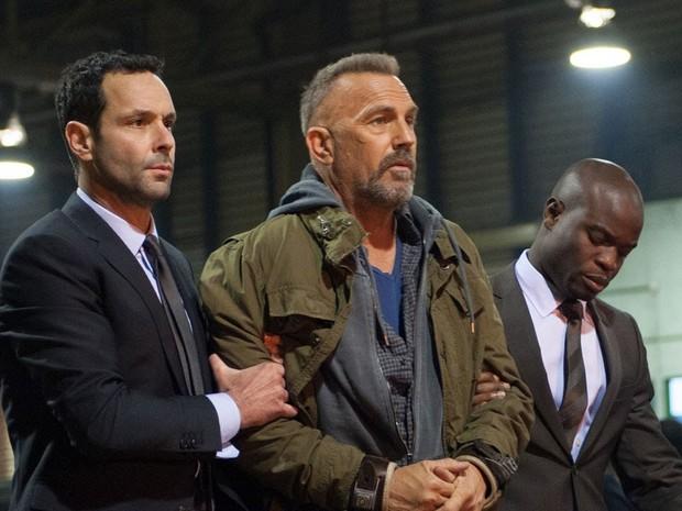 'Mente Criminosa' tem Kevin Costner no elenco (Foto: Divulgação)