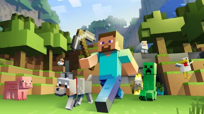 Minecraft fica ainda mais legal cheio de mods (Foto: Divulgação/Mojang)