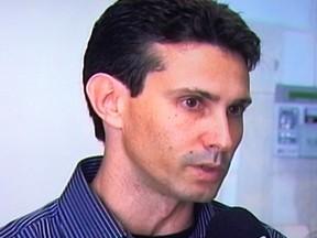 Presidente do Sindicato  (Foto: Reprodução RBS TV)
