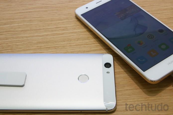 Huawei  Nova (Foto: Fabrício Vitorino/TechTudo)
