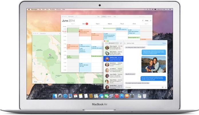 Como desativar o modo de transparência do OS X Yosemite (Foto: Divulgação/Apple) (Foto: Como desativar o modo de transparência do OS X Yosemite (Foto: Divulgação/Apple))