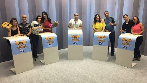 Quiz do Combinado promete divertir os telespectadores (Foto: Divulgação / TV Sergipe)