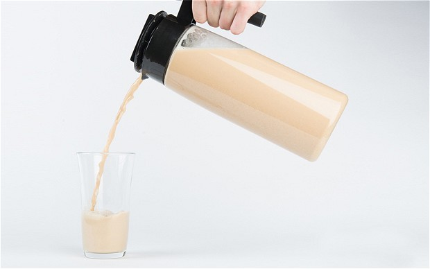 Vai um copo de Soylent ai? Hummmm (Foto: Divulgação)