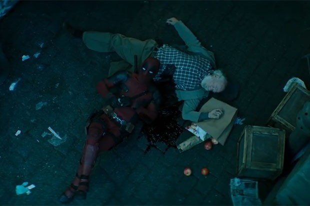 Deadpool 2 (Foto: Reprodução)