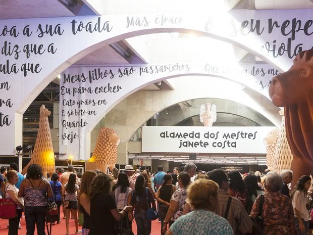 Expectativa é que a Fenearte atraia público de 300 mil pessoas (Foto: Daniela Nader/Divulgação)