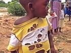Voluntários de MG descobrem na África uma forma de se completarem