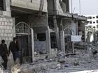 Síria acusa França de ser hostil e bombardeios seguem em Damasco