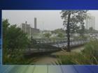 Após chuva, moradores de Sorocaba e região ficam sem energia elétrica