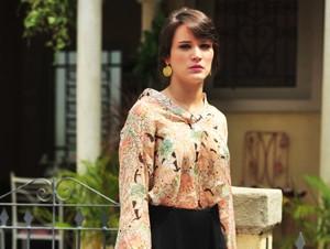 Carolina não terá perdão (Foto: Guerra dos Sexos/TV Globo)