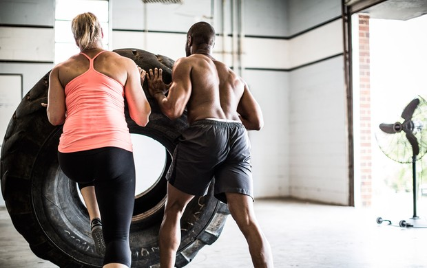genetica homem e mulher eu atleta (Foto: Getty Images)