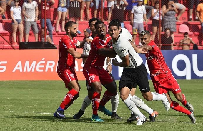 Vampeta critica o Corinthians contra o seu Audax: Pior partida do ano