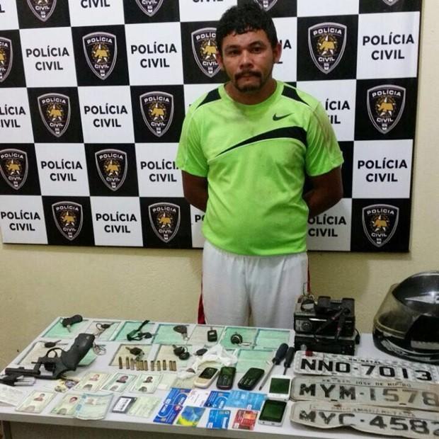 São José de Mipibu (Foto: Divulgação/Polícia Civil)