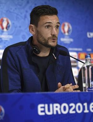 Lloris, entrevista França (Foto:  REUTERS/UEFA/Handout via REUTERS)
