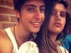 Eike Duarte parabeniza a namorada, Giulia Costa, em rede social: 'My love'
