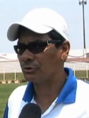 Marcos Caruso treinador do Sinop (Foto: Reprodução/TVCA)