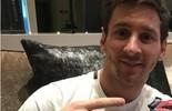 """Lionel Messi brinca e posta foto com """"carro que dizem que comprei"""" (Reprodução / Instagram)"""