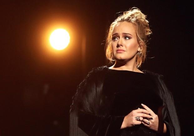 Adele (Foto: AFP / Agência)