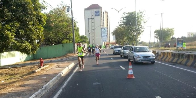 Corrida Pedestre Henrique Archer Pinto 2014 prova (Foto: Marcos Dantas)