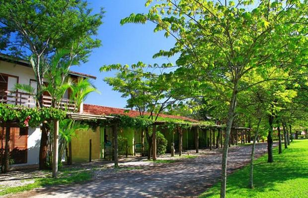 Hotel fazenda Mazzaropi (Foto: Divulgação)