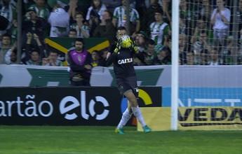 No sufoco! Atlético-MG leva 1 a 0 do Juventude, mas passa nos pênaltis