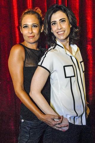 Andréa Beltrão e Fernanda Torres, as belas de Tapas e Beijos (Foto: Alex Carvalho/Rede Globo)