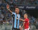 Barrios tem estreia discreta, mas oferece nova característica ao Grêmio
