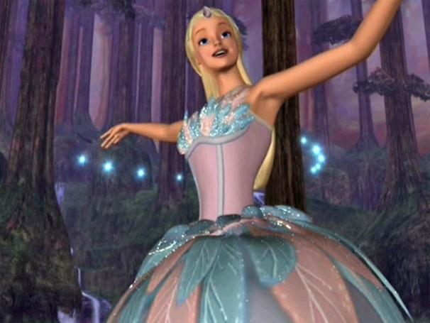 Barbie   Lago Dos Cisnes  Teve Coreografia A Cargo De Peter Martins