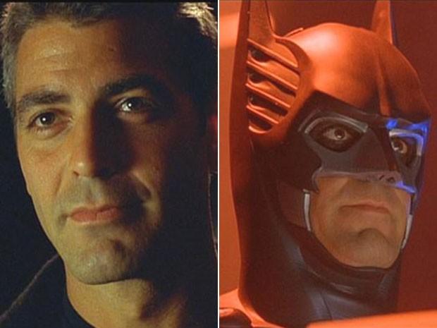 O galã George Clooney interpretou Batman em 'Batman & Robin' (1997), de Joel Schumacher  (Foto: Divulgação)