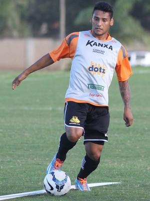 Wellington Bruno Criciúma meia (Foto: Fernando Ribeiro / Criciúma EC)