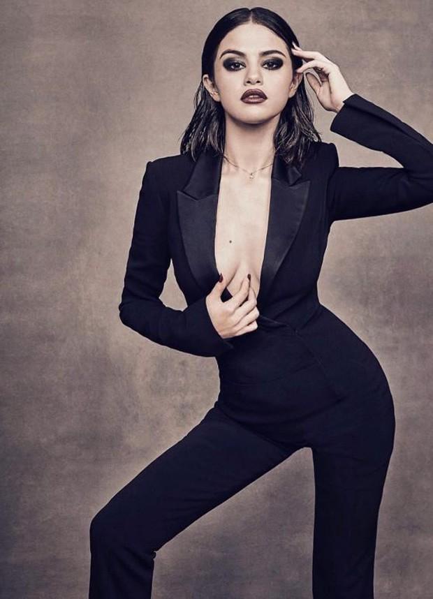 Selena Gomez (Foto: Reprodução/Billboard)