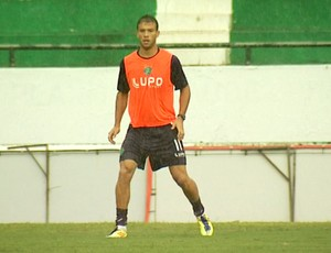 Michel, atacante do Guarani (Foto: Reprodução / EPTV)